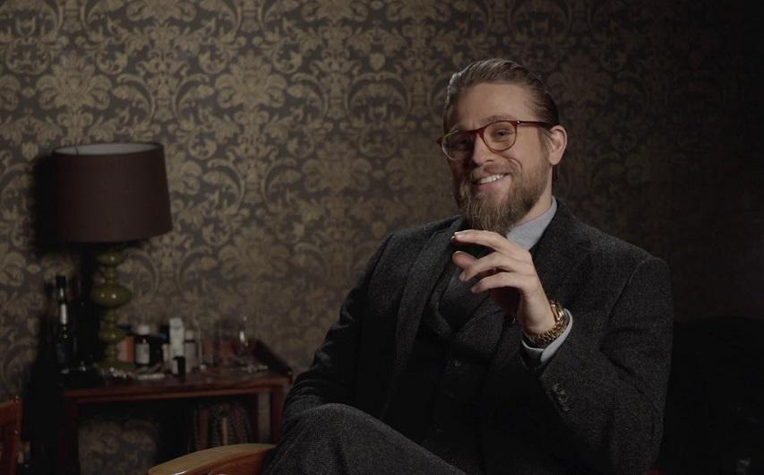 Кадр из фильма «Джентльмены»