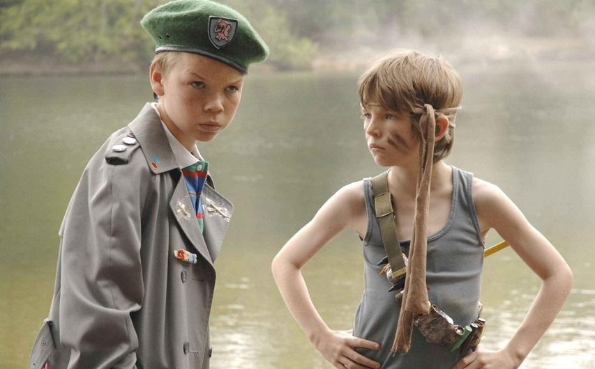 Кадр из фильма «Сын Рэмбо»