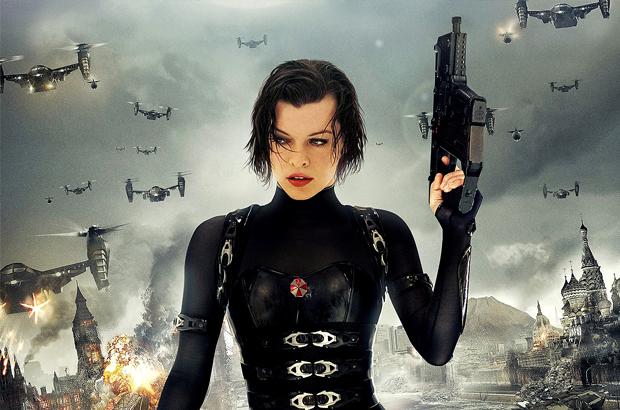 Постер к фильму «Обитель зла 5: Возмездие»