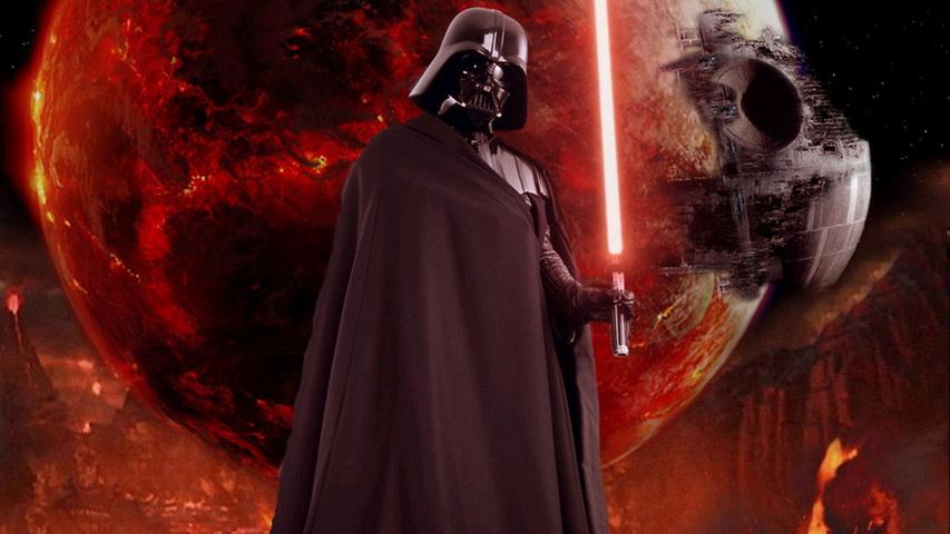 Постер к фильму «Звездные войны: Месть ситхов». Изображение с сайта moviewallpapers.ru
