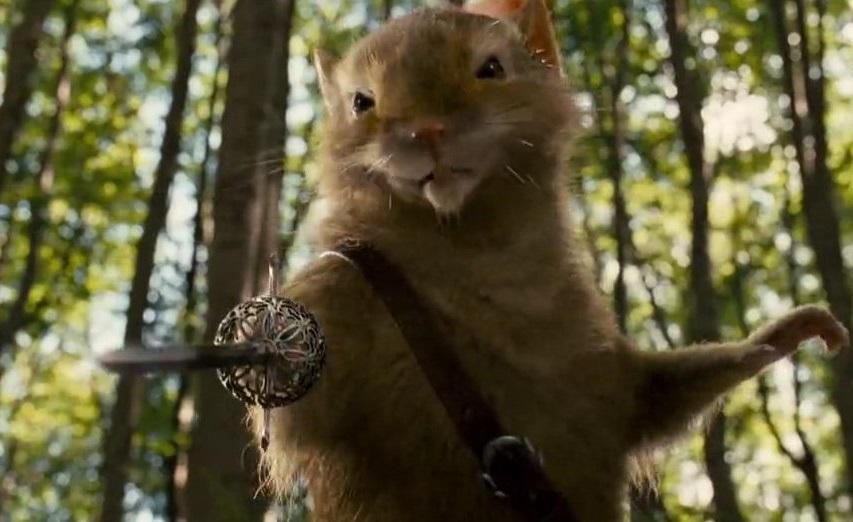 Кадр из фильма «Хроники Нарнии: Принц Каспиан»
