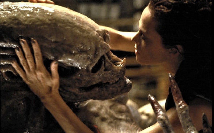 Кадр из фильма «Чужой 4: Воскрешение»