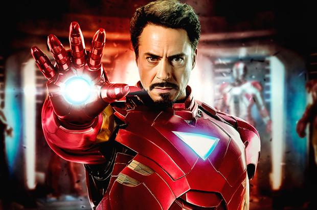 Постер фильма «Железный человек»