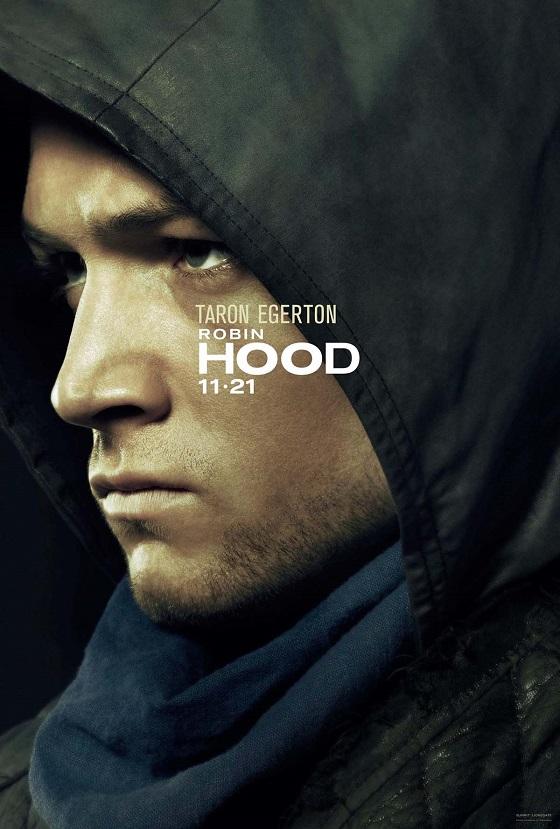 Постер фильма «Робин Гуд»