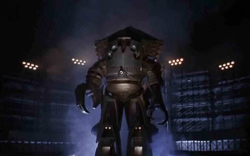 Кадр из фильма «Боевые роботы»