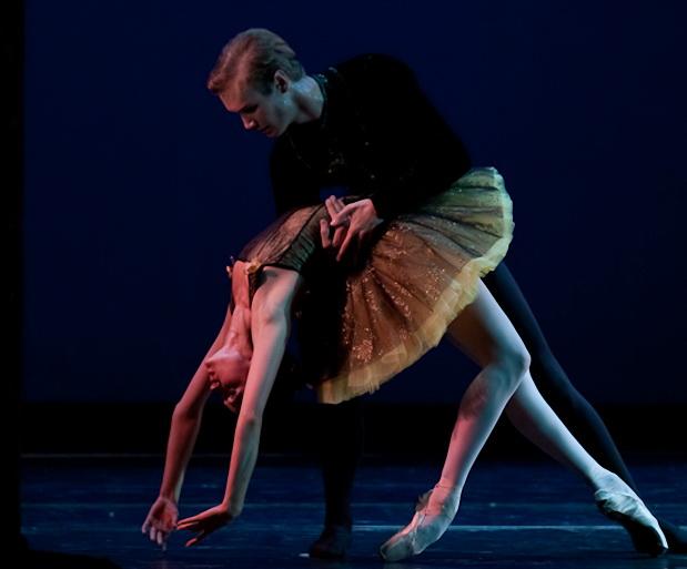 Фото Полины Стадник. предоставлено Екатеринбугским театром оперы и балета