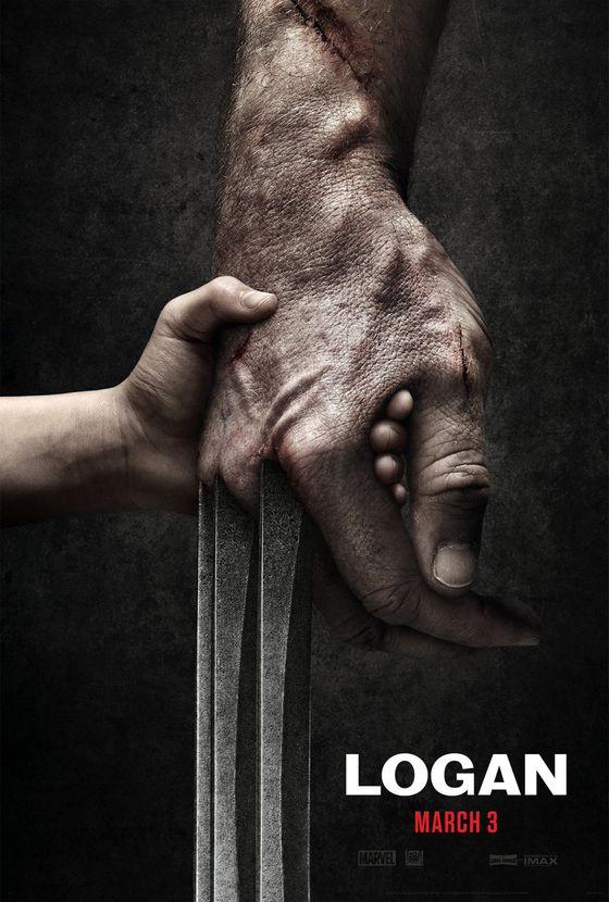 Постер фильма «Логан»