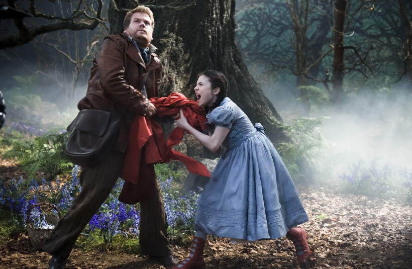 Кадр из фильма «Чем дальше в лес»