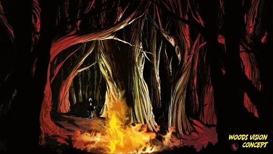 Концепт к сериалу «Сабрина — маленькая ведьма»