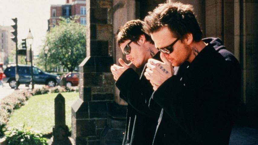 Кадр из фильма «Святые из Бундока»