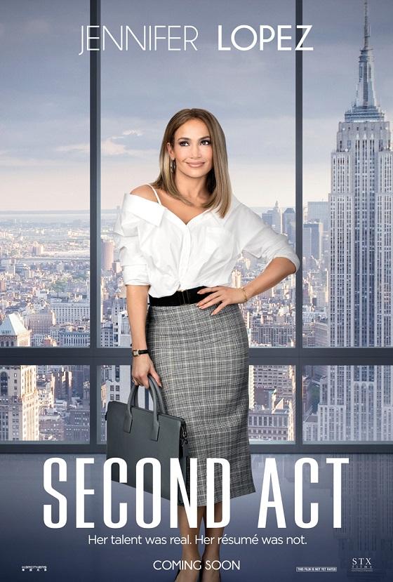 Постер фильма «Второй акт»
