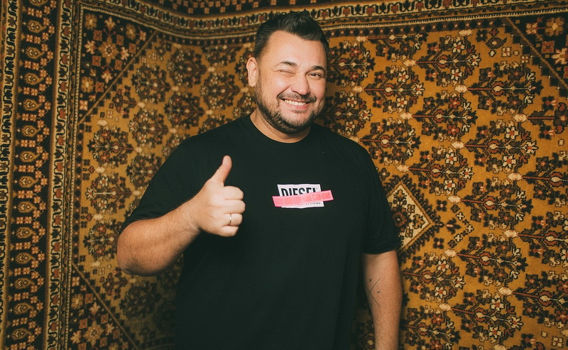Фото с Сергеем Жуковым с сайта vk.com