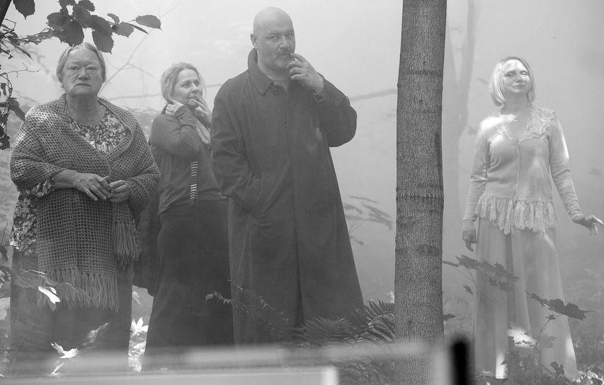 Кадр из фильма «Три сестры»