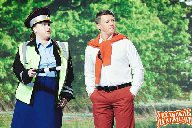 Фото с концерта «Уральских пельменей» предоставлено организаторами