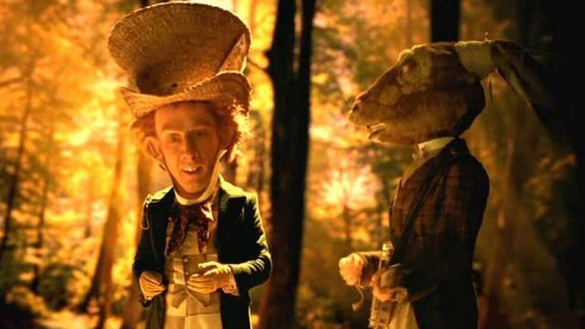 Кадр из фильма «Алиса в стране чудес» 1999 года