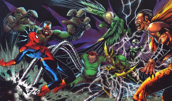 «Зловещая шестерка». Изображение с сайта wallpaperfo.com