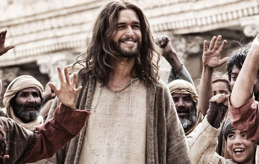 Кадр из фильма «Сын божий»
