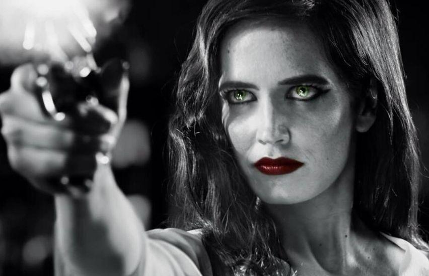 Кадр из фильма «Город грехов 2: Женщина, ради которой стоит убивать»