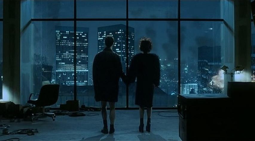 Кадр из фильма «Бойцовский клуб»