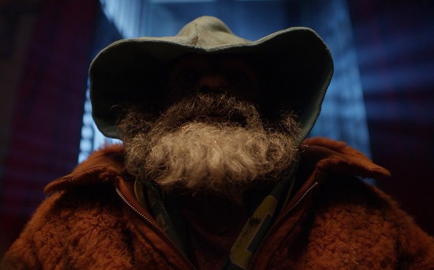 Кадр из фильма «Бог смерти»