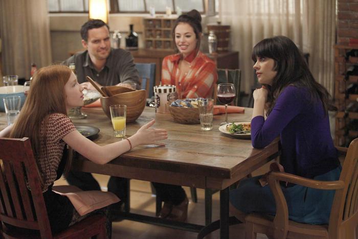 Кадр из сериала «Новенькая»