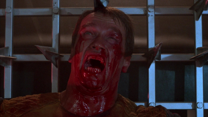 Кадр из фильма «Бегущий человек»