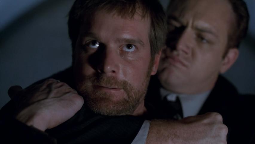 Кадр из сериала «Потерянная комната»