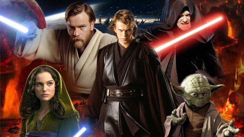 Постер фильма «Звездные войны. Эпизод 3»