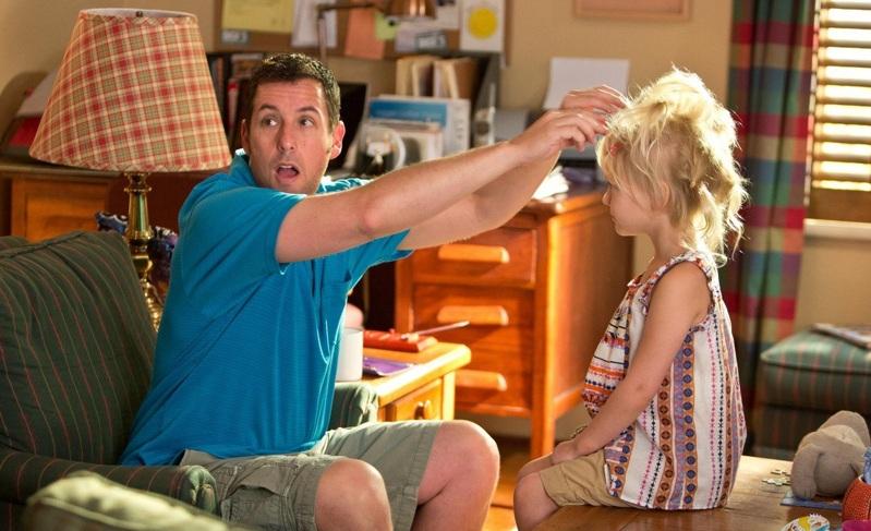 Кадр из фильма «Смешанные»