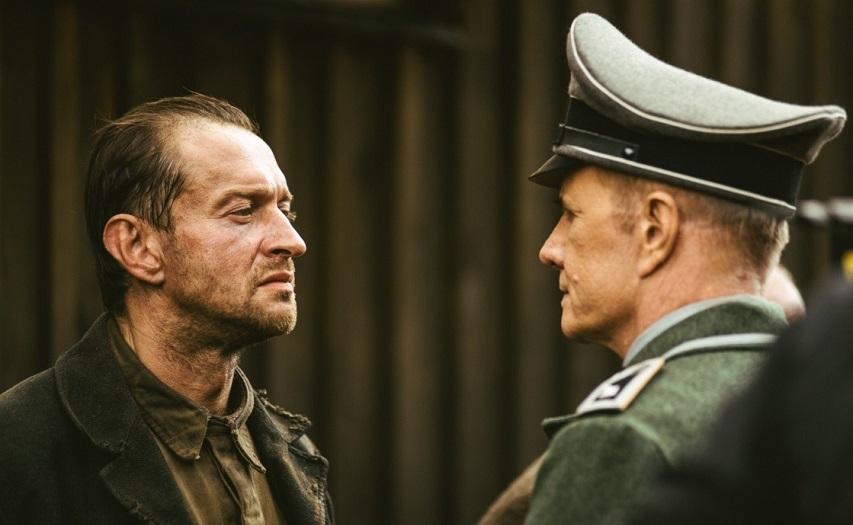 Кадр из фильма «Собибор»