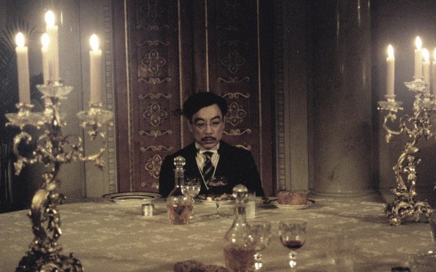 Кадр из фильма «Солнце»