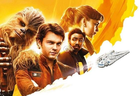 Промо фильма «Соло: Звездные войны. Истории»