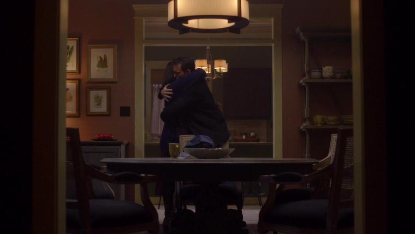 Кадр из сериала «Сосны»