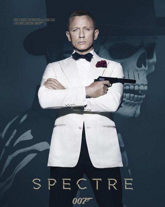 Постер фильма «007: Спектр»