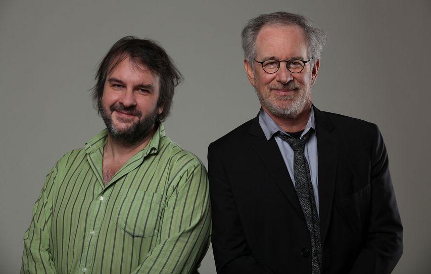 Стивен Спилберг и Питер Джексон. Фото с сайта filmz.ru