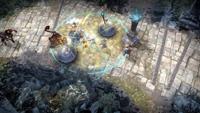 Скриншот из игры «Стражи Средиземья»