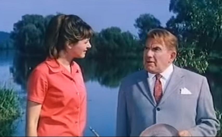 Кадр из фильма «Старый знакомый»