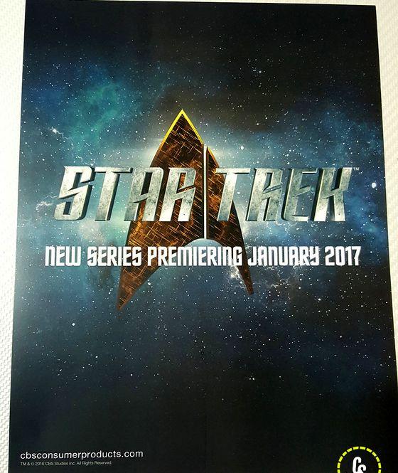 Постер сериала «Звездный путь»