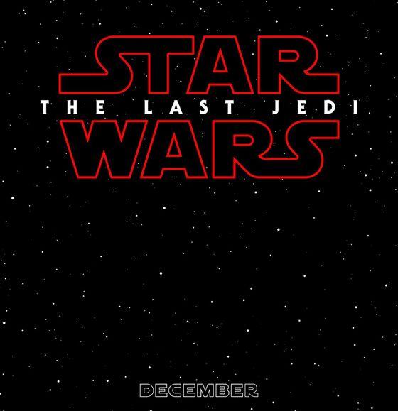 Тизерный постер фильма «Звездные войны. Эпизод 8»