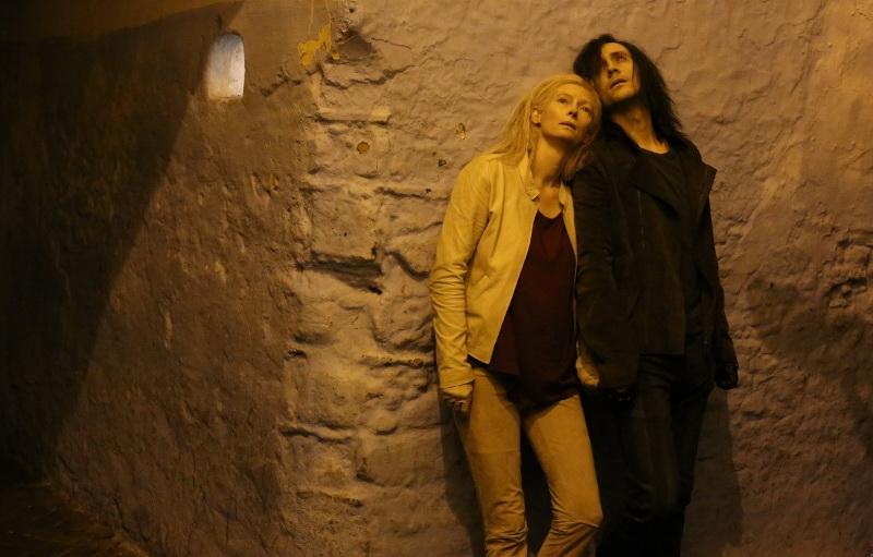 Кадр из фильма «Выживут только любовники»