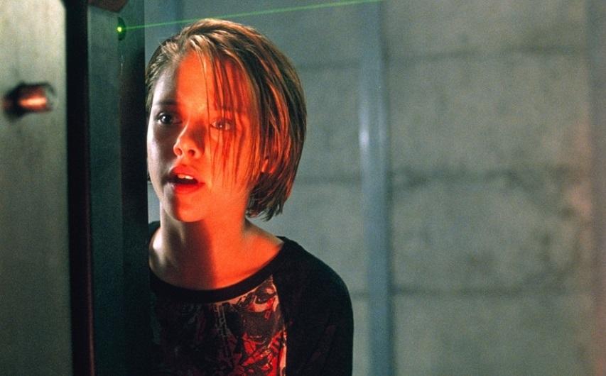 Кадр из фильма «Комната страха»