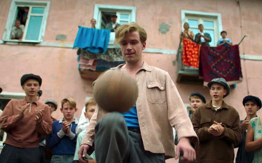 Кадр из фильма «Стрельцов»