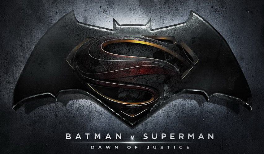 Постер фильма «Бэтмен против Супермена»