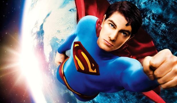 Постер к фильму о Супермене