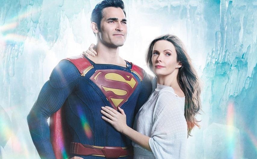 Промо сериала «Супермен и Лоис»