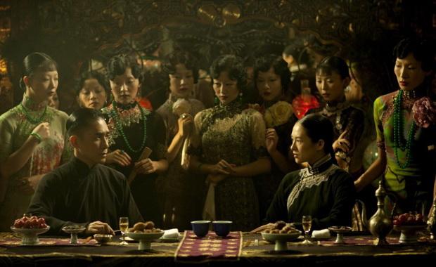 Кадр из фильма «Великий мастер»