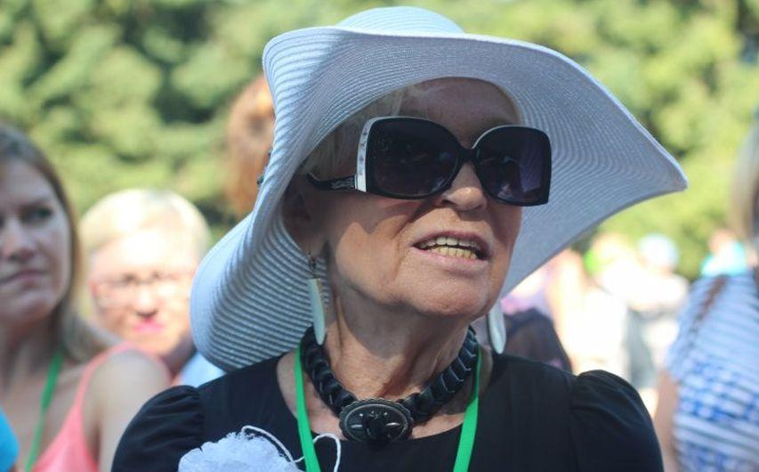 Светланаи Светличная в 2016 году в Сростках. Фото с сайта ria.ru