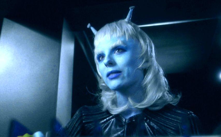 Кадр из сериала «Звездный путь»