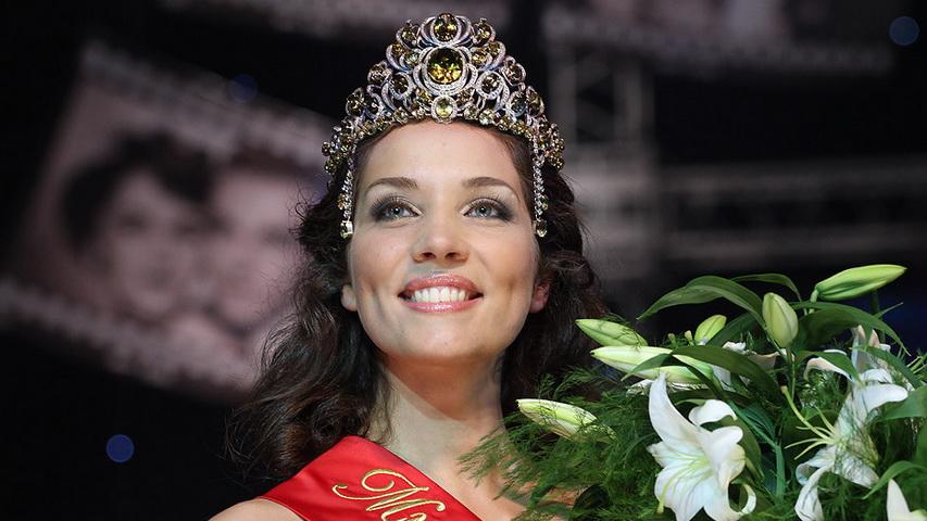 Мисс Екатеринбург-2011 Татьяна Неверова. Фото с сайта ekburg.ru