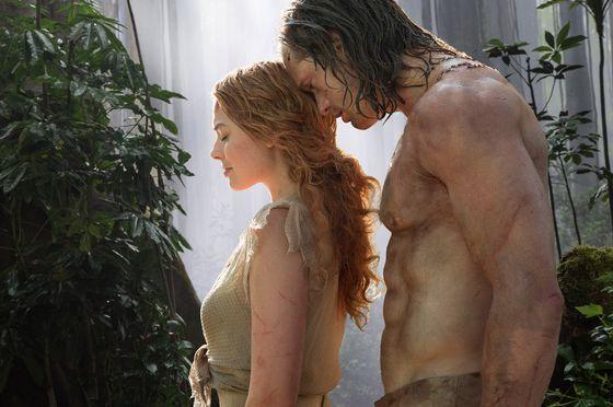 Кадр из фильма «Легенда о Тарзане»